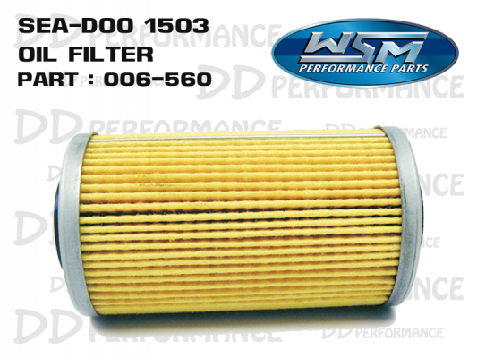 SEA-DOO 1503 OIL FILTER...